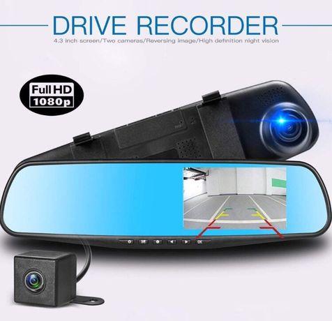 3Д Огледало за задно виждане с камери