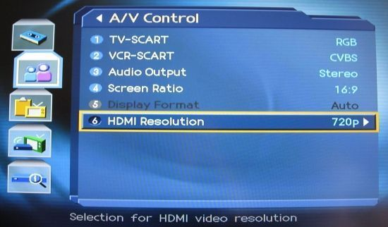 Humax PVR-9300T Inregistreaza de pe televizor in format digital HD