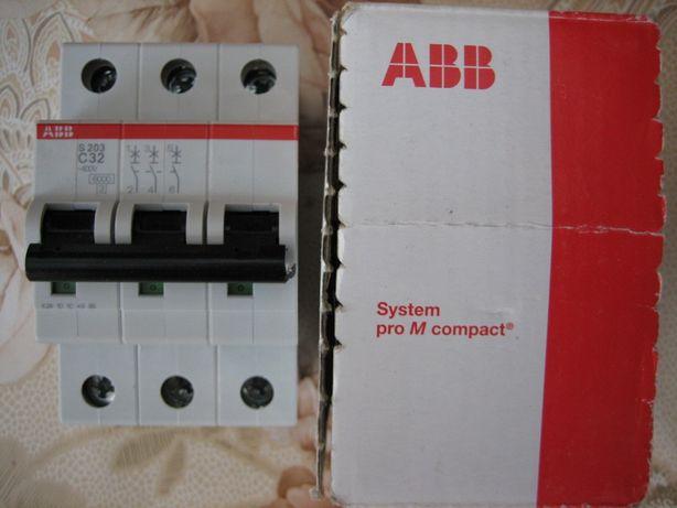 Siguranta automata trifazata ABB 32 A