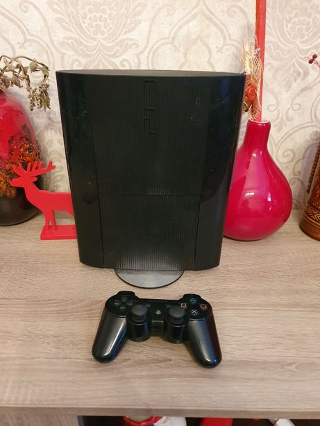 PS3 Play Station 3 SuperSlim