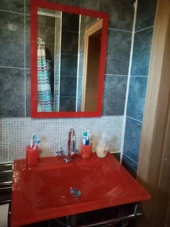 Ghiuveta baie plus oglinda
