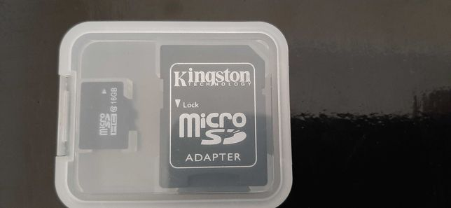 Продам! micro sd флешку на 16gb