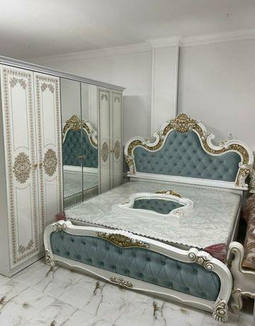 Спальный гарнитур Каролина 6дв Мебель прямо со склада  NEW Мебель