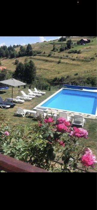 Cabana cu piscina, foisor, gratar si ciubar Cluj-Napoca - imagine 1