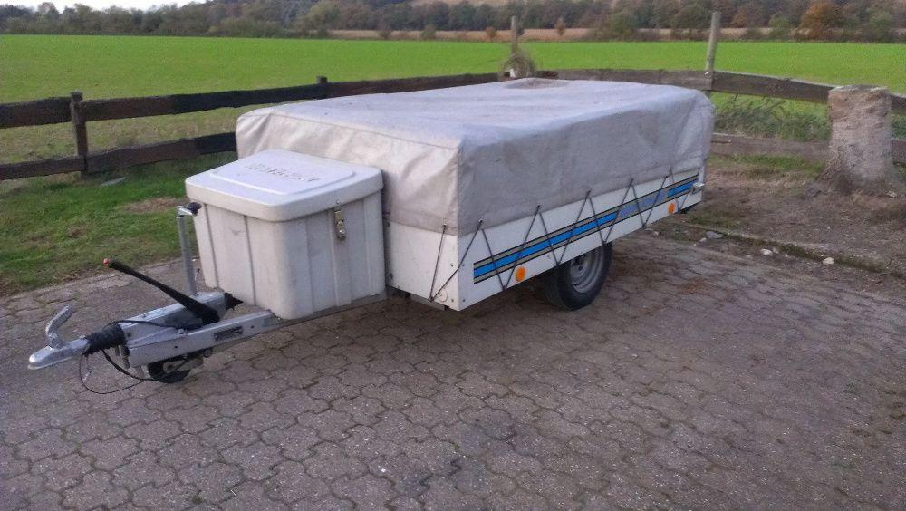каравана внос от Швейцария