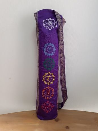 памучни чанти за йога мат