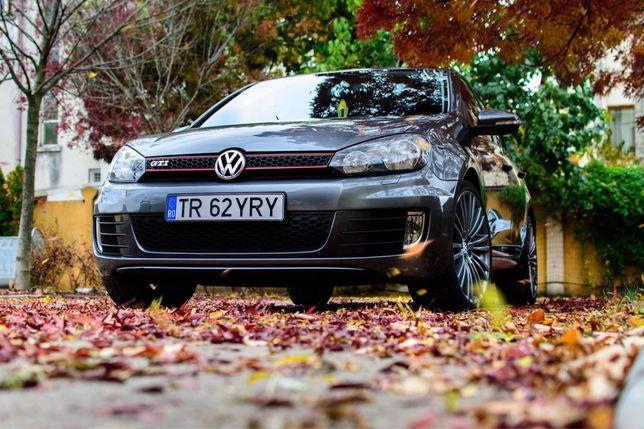 Volkswagen Golf 6 GTI Look 2.0 TDI Euro 5
