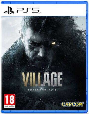 Resident Evil: Village (русская версия)ps4/ps5