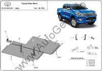 Scut diferențial și reductor din aluminiu 6mm Toyota Hilux Revo