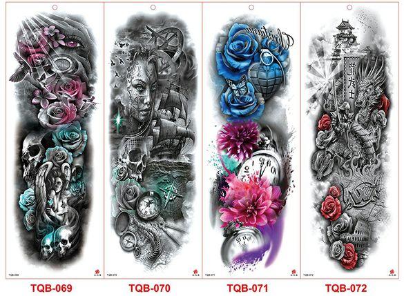 Временни татуировки -промоция