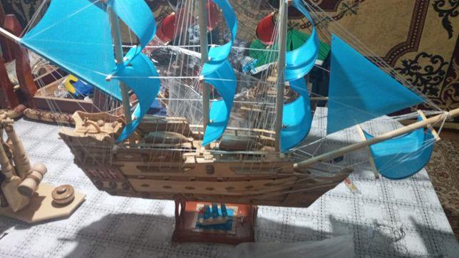 Корабль в хорошем состоянии