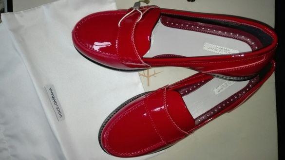 Dolce and Gabbana - нови мокасини, естествен лак