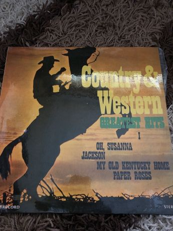 Vinil Country & Western Greatest Hits - Vol 1 - 1984