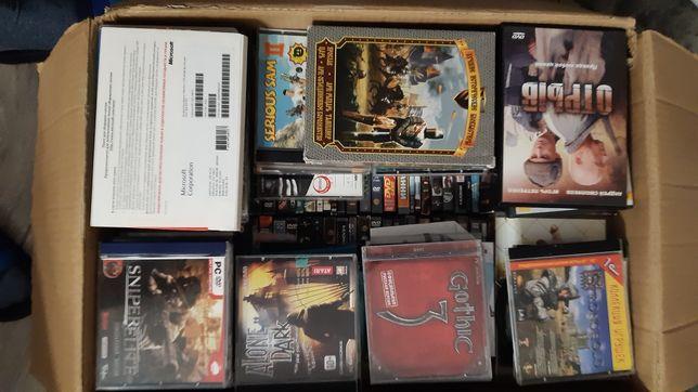 Фильмы DVD и игры на ПК
