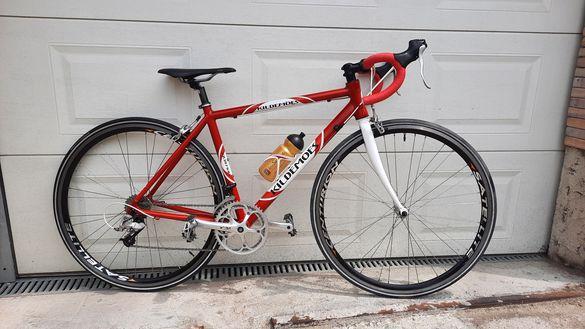Шосеен алуминиев велосипед Kildemoes