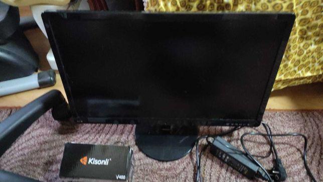 Современный моноблок Smart,22''/Celeron J/4Gb/SSD120Gb в Алматы.