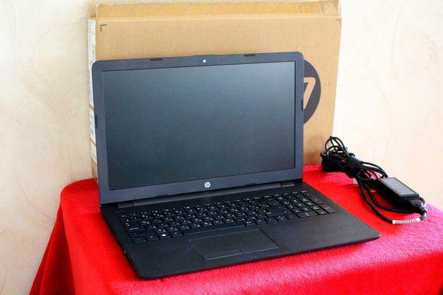 Ноутбук Hp 15-rb028 /Amd A4-9120/4Гб ram/500gb hdd/