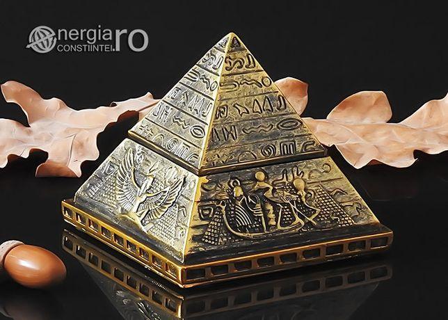 Piramidă Orgonică Energetică Pentru Energizare Obiecte - cod ORG071
