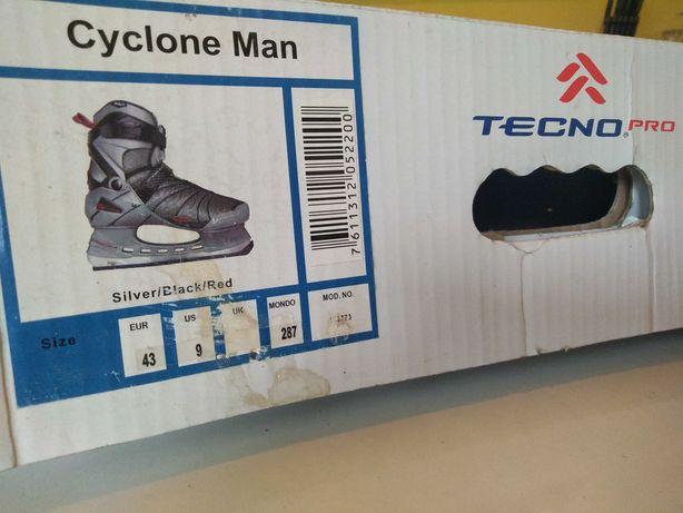 Patine gheață Tecno Pro Cyclone Man