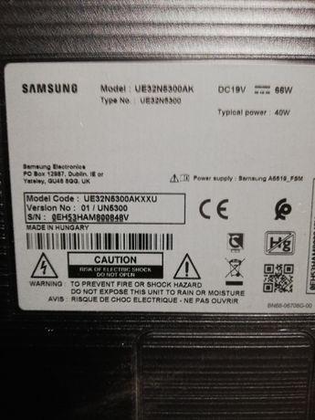 Componente Tv samsung ue32n5300ak display spart