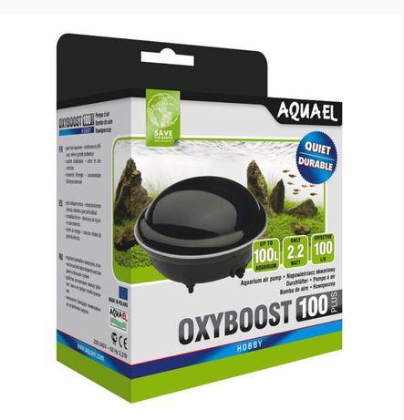 Компрессор Aquael Oxiboost 100 plus, до 100 литров
