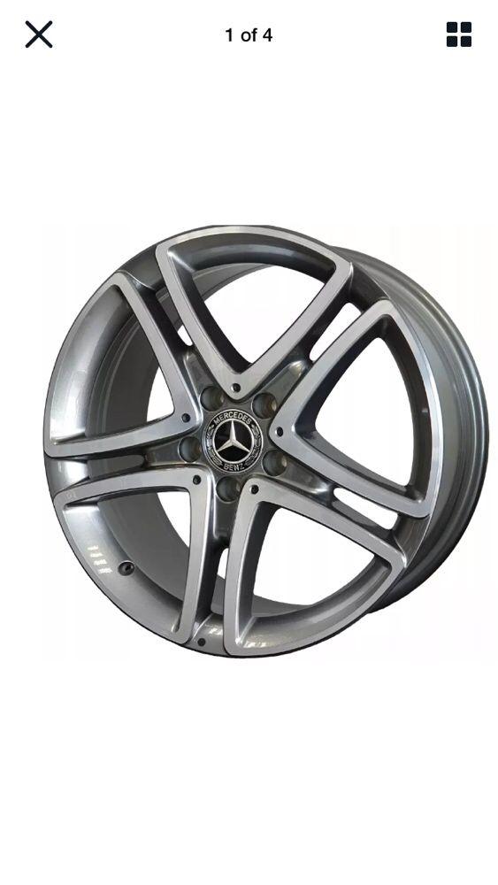 """Roti iarna noi 18"""" - Mercedes W222/A217/A207/W212/W213/GLA/GLC"""