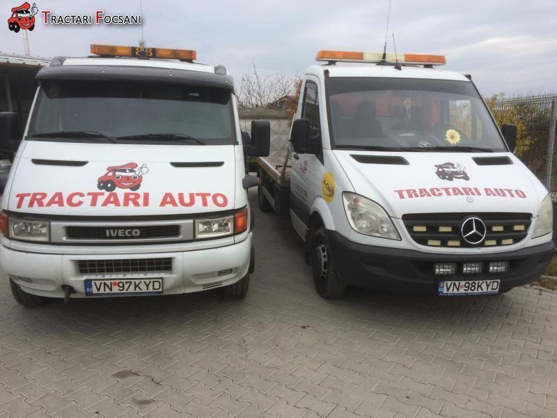 Platforma Tractari Auto Focsani Vrancea NON-STOP Focsani - imagine 1