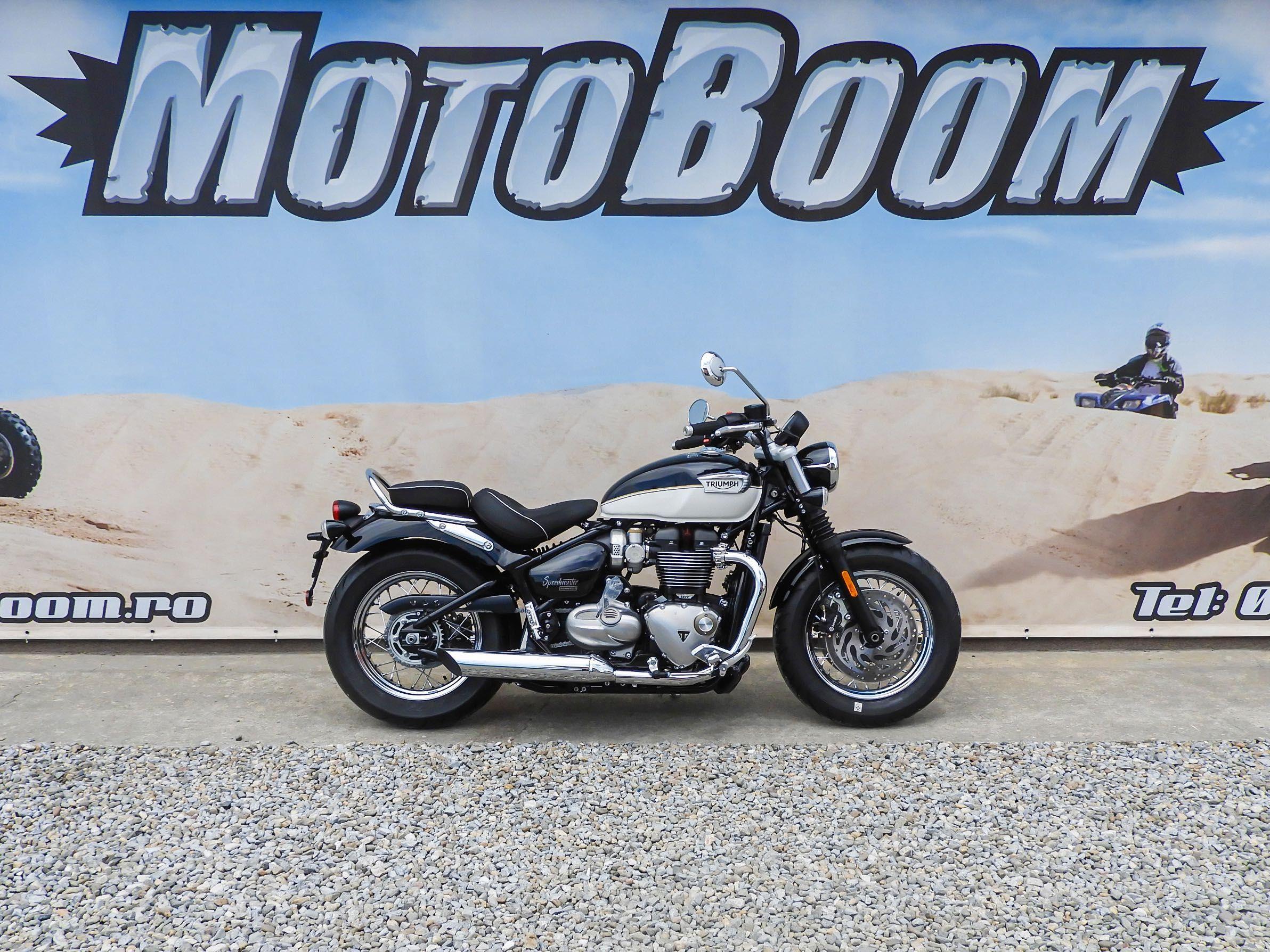 Motocicleta Triumph Speedmaster 2021