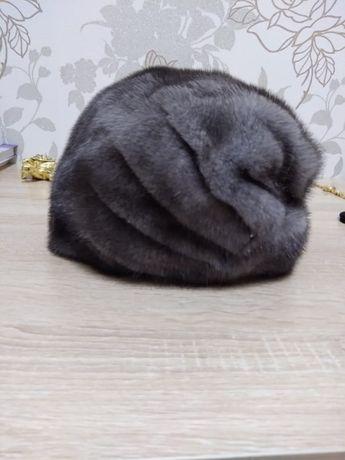 Продам женскую норковую шапку.
