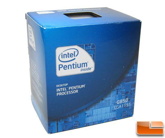 Процесори Intel Core i3-4160 / i3-3220 / i3-2120 / Pentium G2120