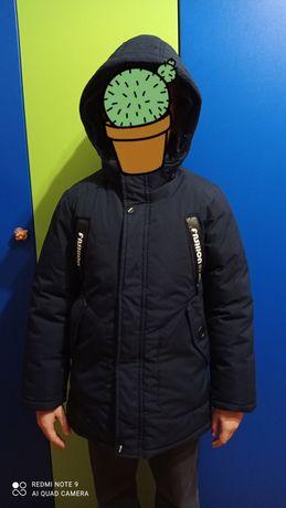 Продам детскую зимнюю куртку.