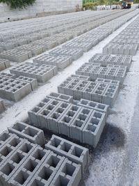Boltari pentru Zidarie fabricati din Beton