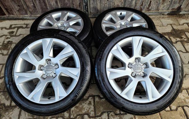 Roti/Jante Turbine Concave 17' Audi A4/A5/A6/A8 Q5 Q3 5x112 ET28
