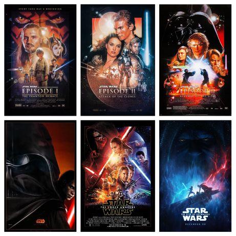 Плакати Star Wars и IMAX плакати - 2 размера