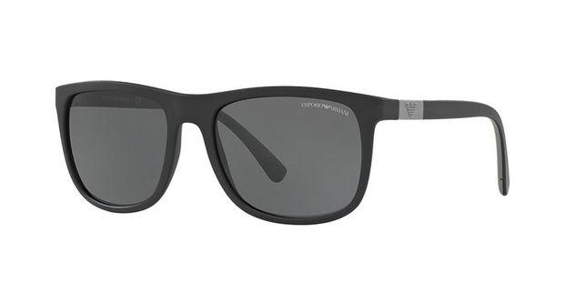 OCHELARI DE SOARE Emporio Armani EA 4079 504287 - Steel Grey