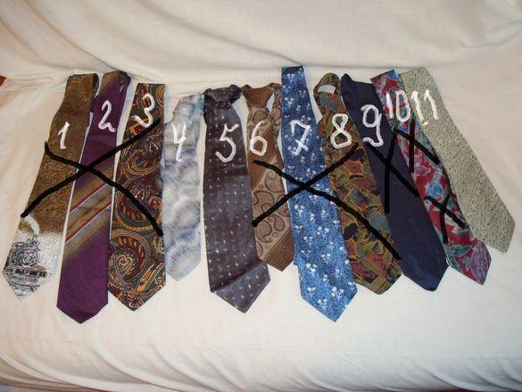 Вратовръзки нови - Разпродажба
