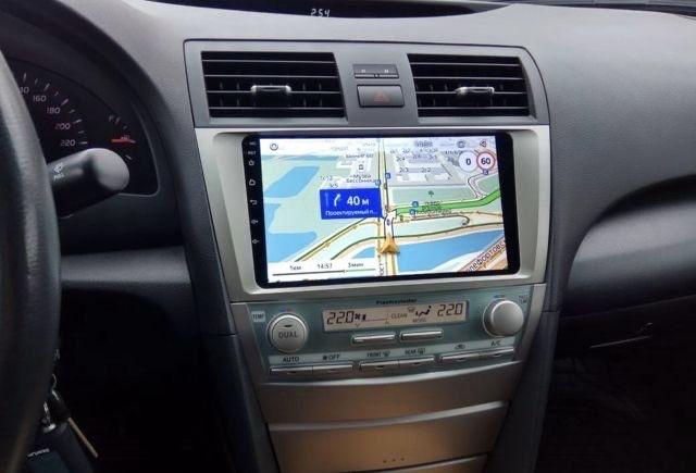 Автомагнитола Mac Audio для Toyota Camry 40, камри 45 android