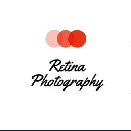 Retina Photography - fotograf / cameraman