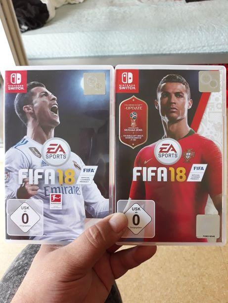 Nintendo Switch Fifa 2018