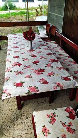 Изработване на възглавници за столове,пейки и дивани