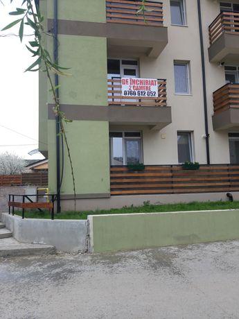 Inchiriez apartament  2 camere  in bloc nou in  Rediu judet Ias