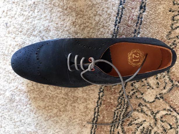 Pantofi Nagi piele noi