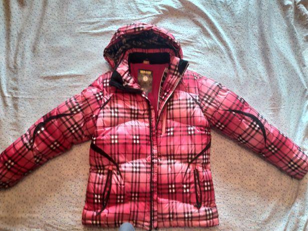 Куртка зимняя-спортивная-женская