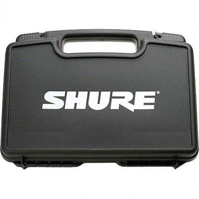 Valiza/case SHURE profesional din ABS pentru microfoane,buretat.