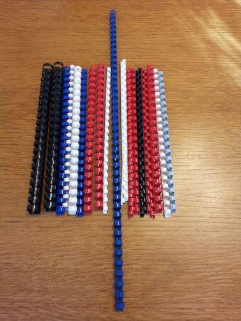 Spirale inele plastic , ring , binding , legatorie , indosariere