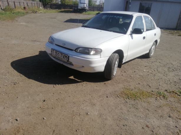 Автомобиль Hyundai accent 1995