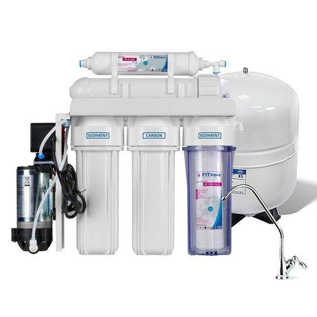 Фильтр для воды обратный осмос, лучшая цена в Караганде!
