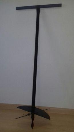 Burghiu manual pentru gauri in pamant reglabil 30 cm Foreza