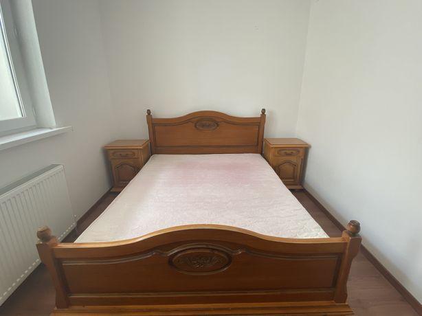 Кровать спальный с 2 тумбочками