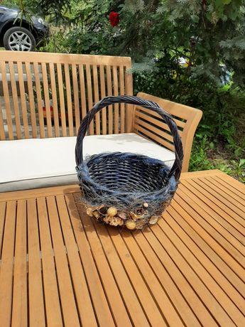 Панер и кошница с декорация